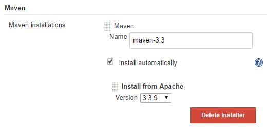 Azure config tools Maven