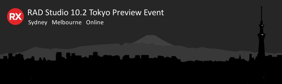 RAD Tokyo Preview