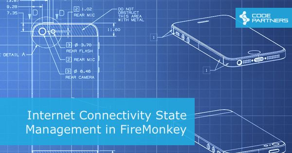 Internet connectivity state management in Firemonkey – Code