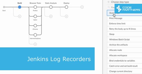 Jenkins Log Recorders – Code Partners